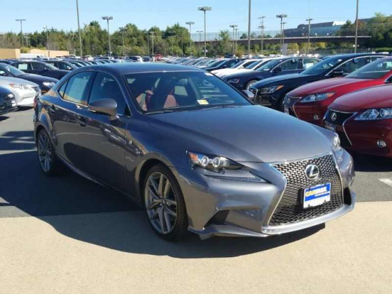 2015 Lexus Is 350 Base 1 CarSoup