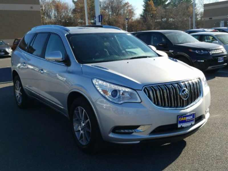 2014 Buick Enclave Leather Group 1 CarSoup