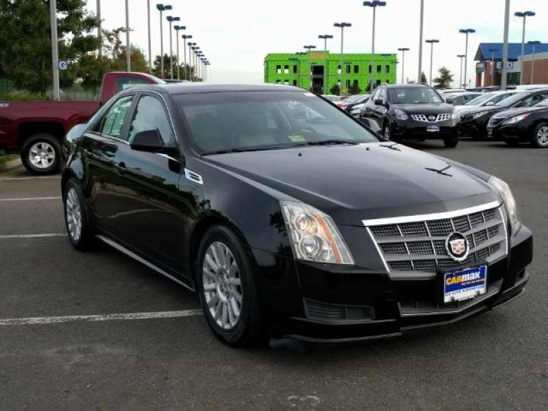 2010 Cadillac CTS 1 CarSoup
