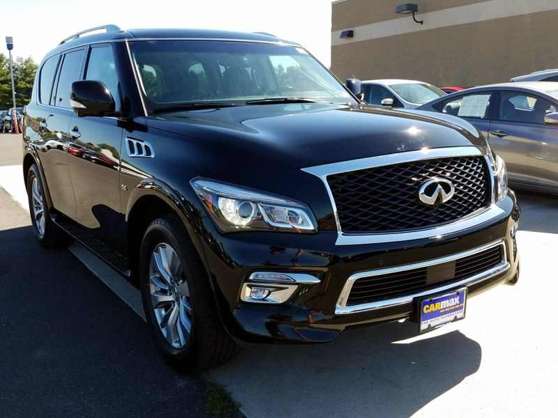 2017 Infiniti Qx80 Base 1 CarSoup