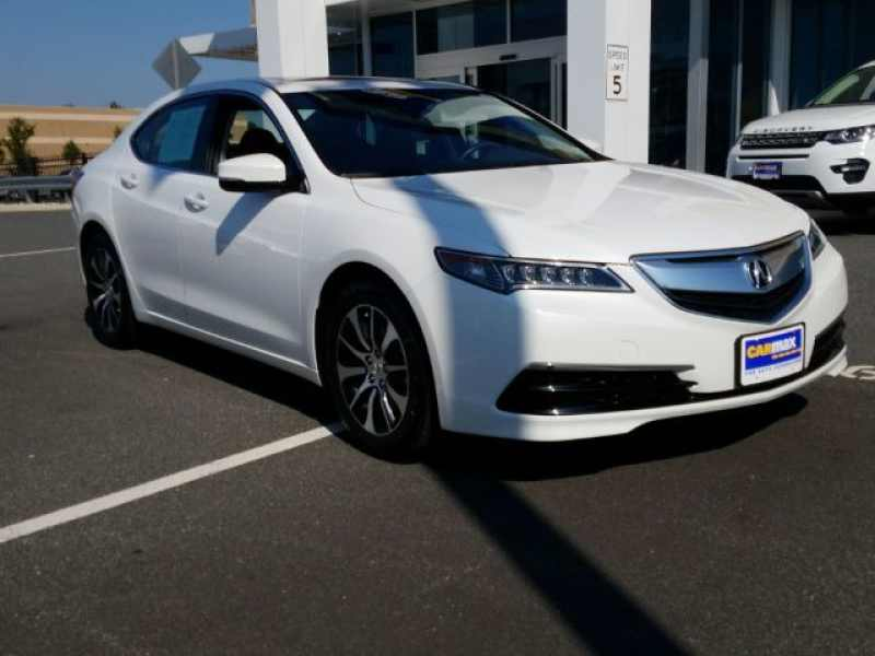 2017 Acura TLX Base 1 CarSoup