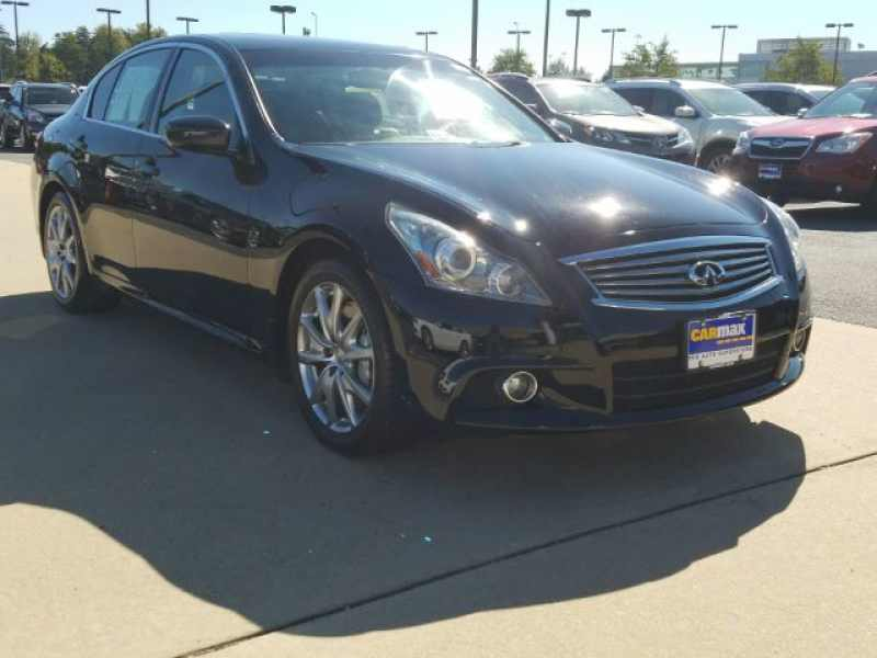 2011 Infiniti G Sedan G37 Limited Edition 1 CarSoup