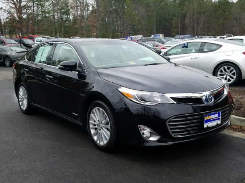 2013 Toyota Avalon Hybrid XLE Premium 1 CarSoup