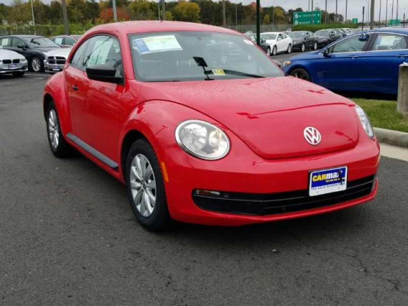 2014 Volkswagen Beetle 1.8t Pzev 1 CarSoup