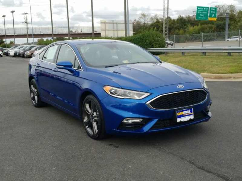 2017 Ford Fusion Sport 1 CarSoup