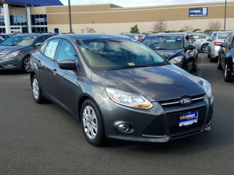 2012 Ford Focus SE 1 CarSoup