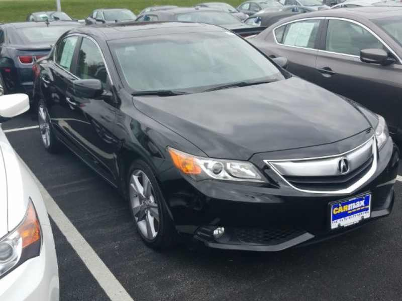 2013 Acura ILX Technology Package 1 CarSoup