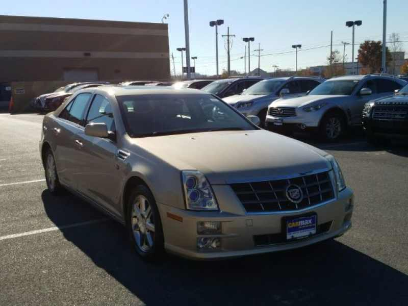 2009 Cadillac STS V6 1 CarSoup