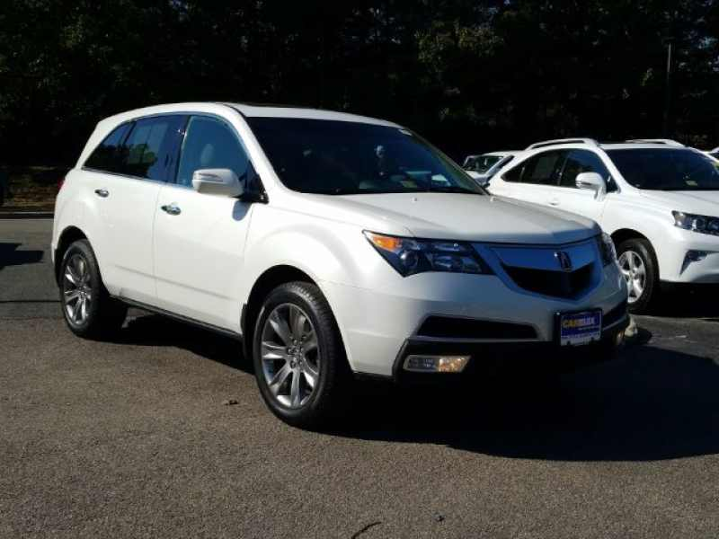2010 Acura MDX Advance Package 1 CarSoup
