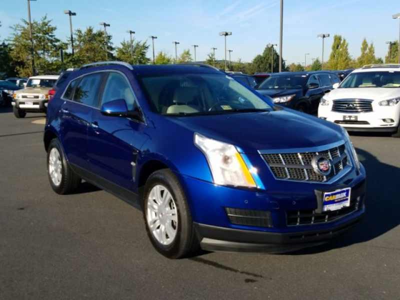 2012 Cadillac SRX Luxury 1 CarSoup