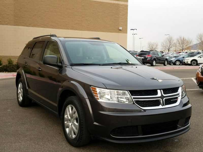 2016 Dodge Journey SE 1 CarSoup