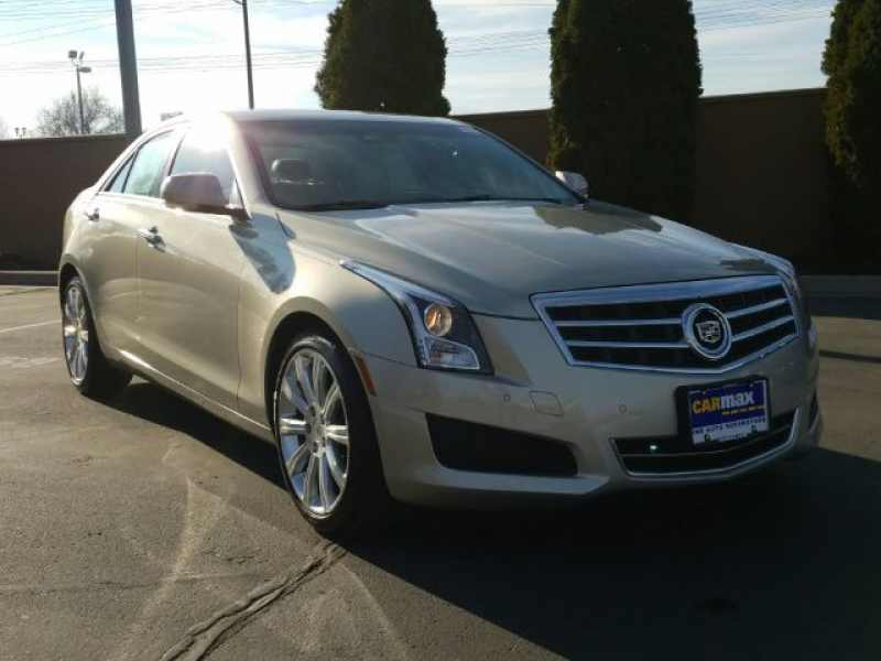 2014 Cadillac ATS Luxury 1 CarSoup