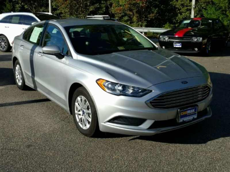 2017 Ford Fusion S 1 CarSoup