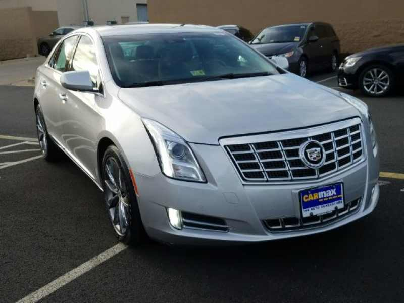 2013 Cadillac XTS Luxury 1 CarSoup