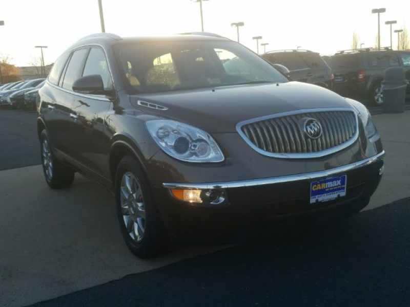2012 Buick Enclave Leather Group 1 CarSoup