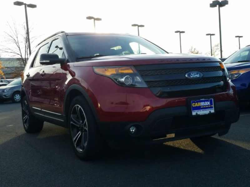 2015 Ford Explorer Sport 1 CarSoup