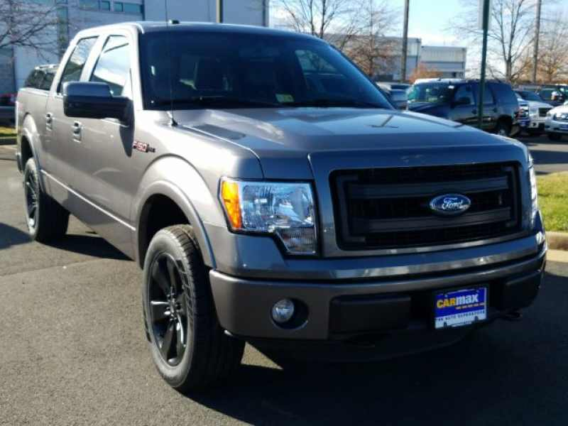 2012 Ford F-150 FX4 1 CarSoup