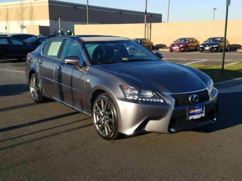 2013 Lexus Gs 350 Base 1 CarSoup
