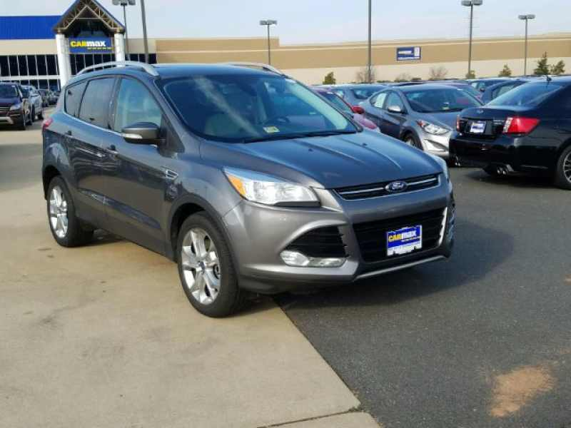 2014 Ford Escape Titanium 1 CarSoup