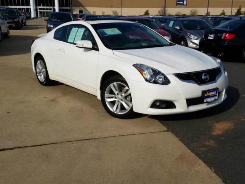 2012 Nissan Altima 2.5 S 1 CarSoup