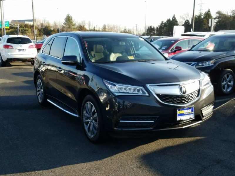 2015 Acura MDX Sh-Awd 1 CarSoup