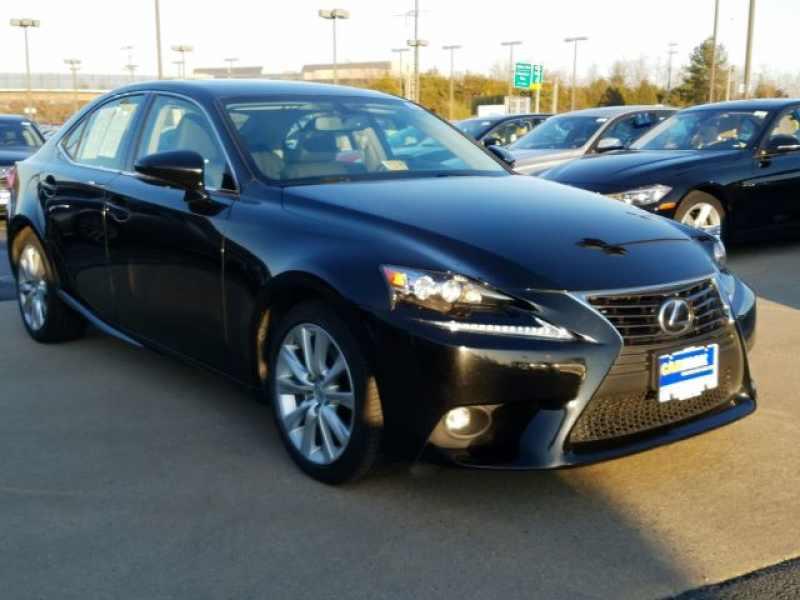 2015 Lexus Is 250 Base 1 CarSoup