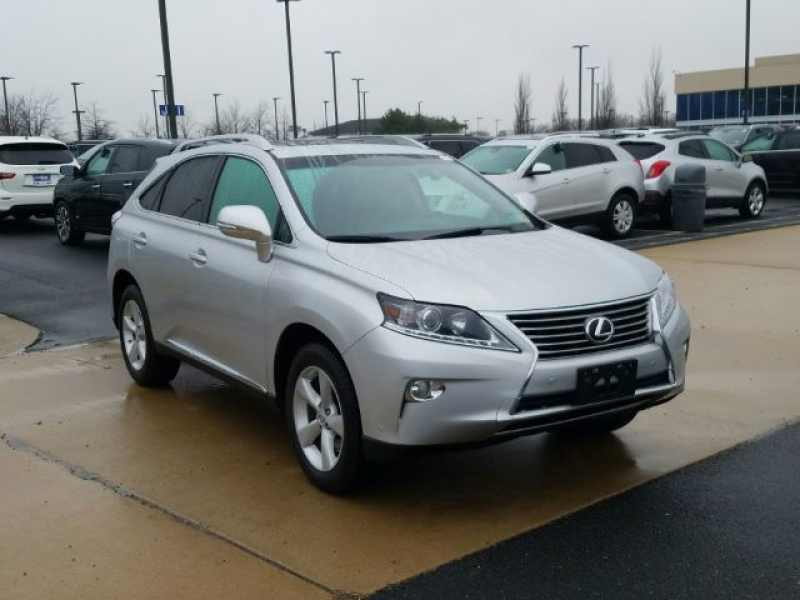 2013 Used Lexus RX 350 F Sport $26,998 Near Sterling VA 20165 | Carsoup