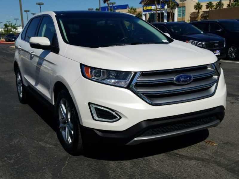 Ford Edge Titanium  Carsoup
