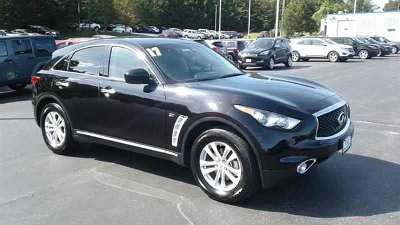 2017 Infiniti Qx70 Base 1 CarSoup