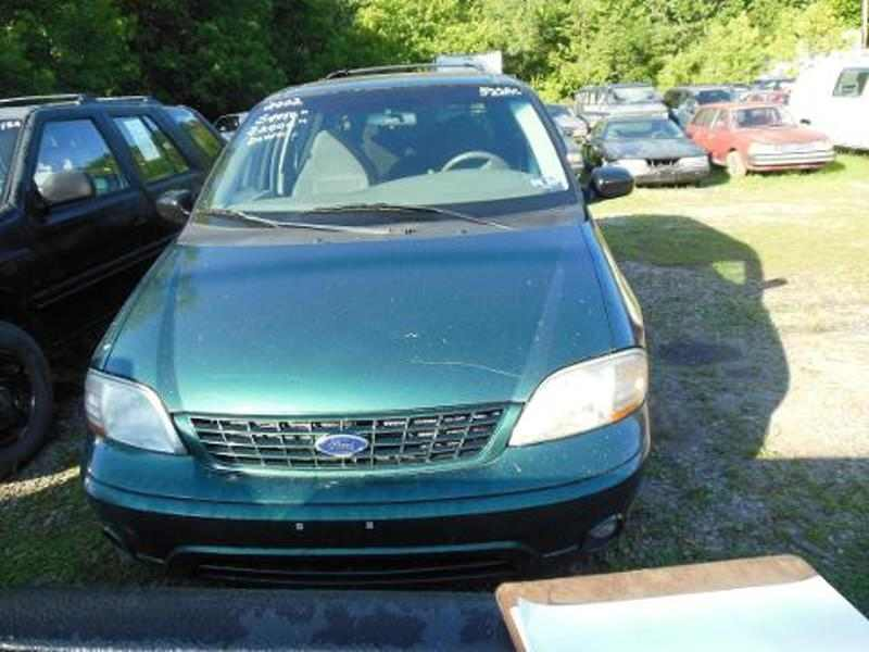 2002 Ford Windstar LX Standard 1 CarSoup
