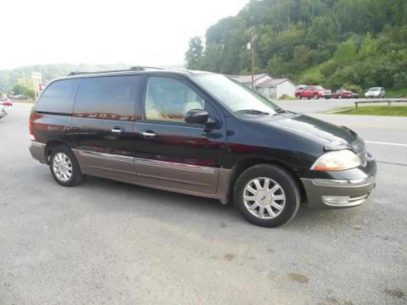 2003 Ford Windstar Limited 1 CarSoup