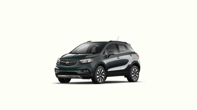 2018 Buick Encore Preferred II 1 CarSoup