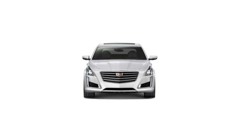 2018 Cadillac CTS 3.6l Luxury 1 CarSoup