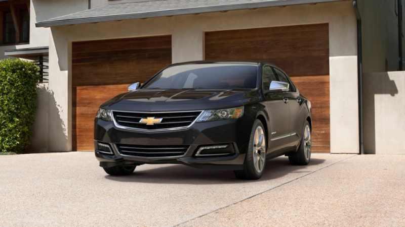 2017 Chevrolet Impala Premier 1 CarSoup