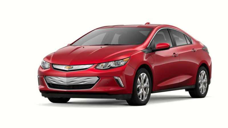 2018 Chevrolet Volt Premier 1 CarSoup