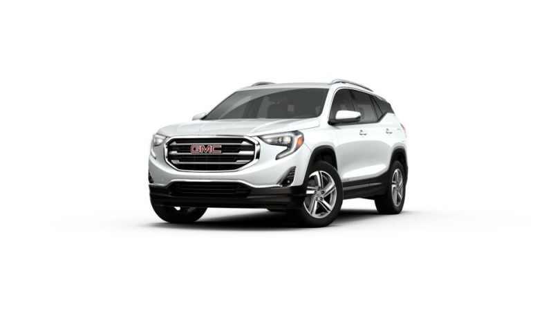 2018 GMC Terrain SLT 1 CarSoup