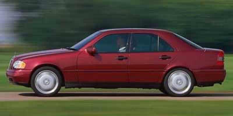 1997 Mercedes-Benz C-Class C280 1 CarSoup