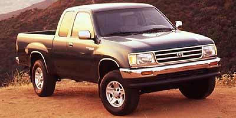 1997 Toyota T100 SR5 1 CarSoup