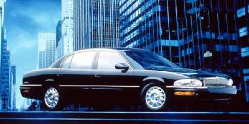 1999 Buick Park Avenue Ultra 1 CarSoup