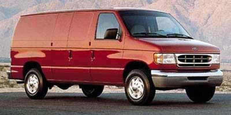 1999 Ford Econoline E150 1 CarSoup