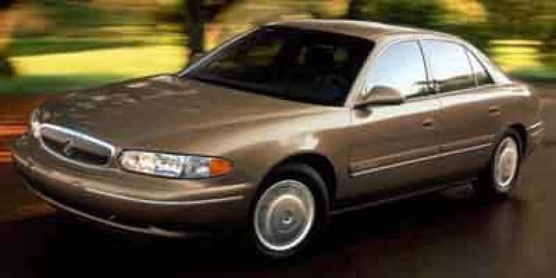 2002 Buick Century Custom 1 CarSoup