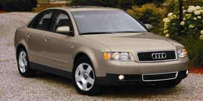 2004 Audi A4 1.8t Quattro 1 CarSoup