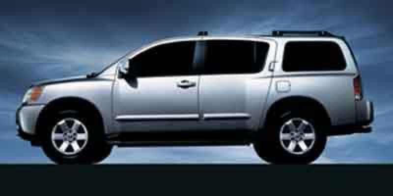 2004 Nissan Armada SE 1 CarSoup