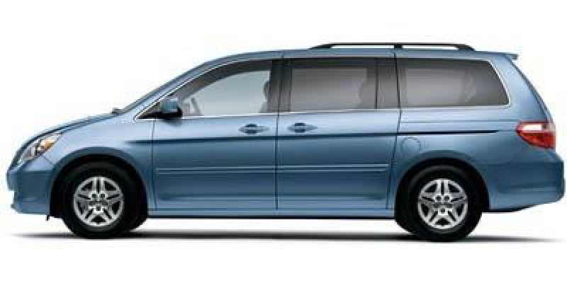2005 Honda Odyssey Ex-L 1 CarSoup