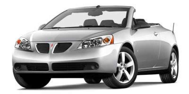 2009 Pontiac G6 GT 1 CarSoup