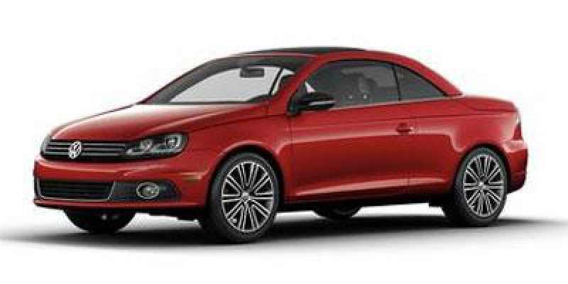 2013 Volkswagen EOS Sport Sulev 1 CarSoup