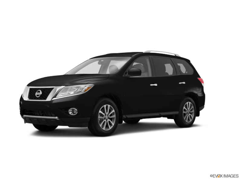 2015 Nissan Pathfinder SV 1 CarSoup