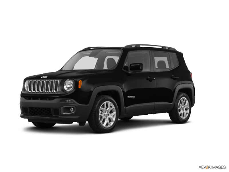 2016 Jeep Renegade Limited 1 CarSoup