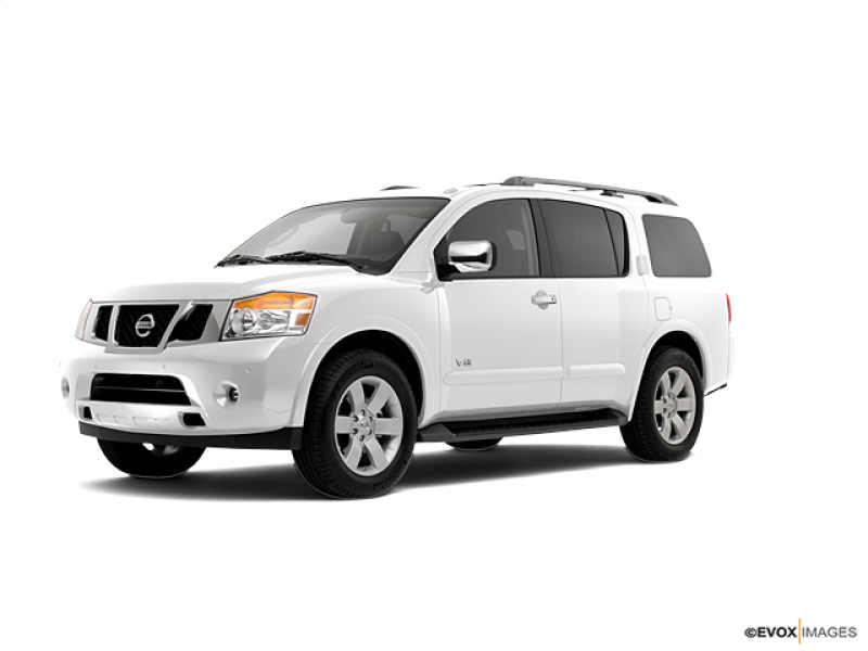 2008 Nissan Armada LE 1 CarSoup