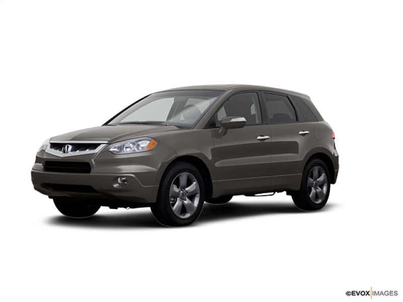 2008 Acura RDX Base 1 CarSoup
